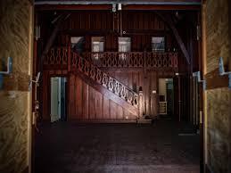 Lodge interior. St. Anne's Retreat.