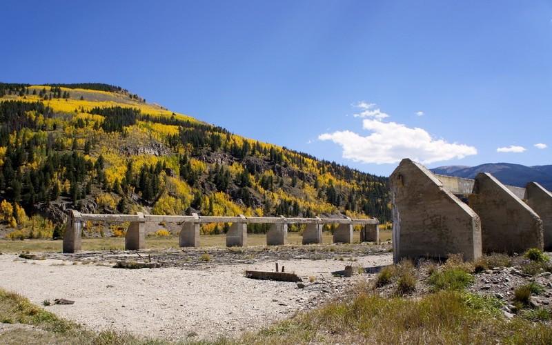 Camp Hale Ruins
