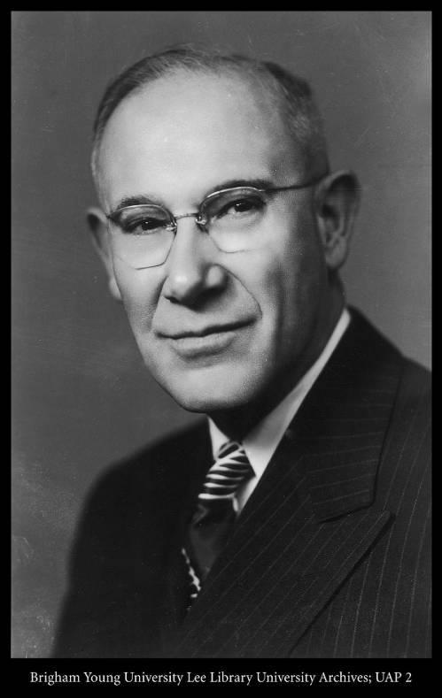 Dr. Carl F. Eyring